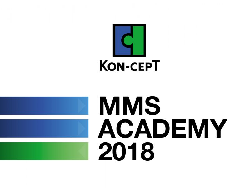 Icon MMS Academy 2018